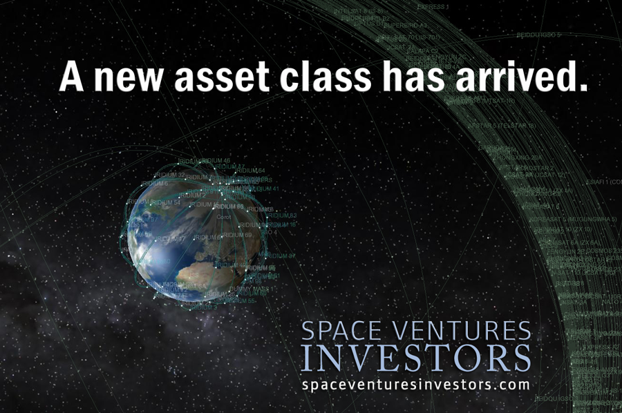 Space Commerce Investing