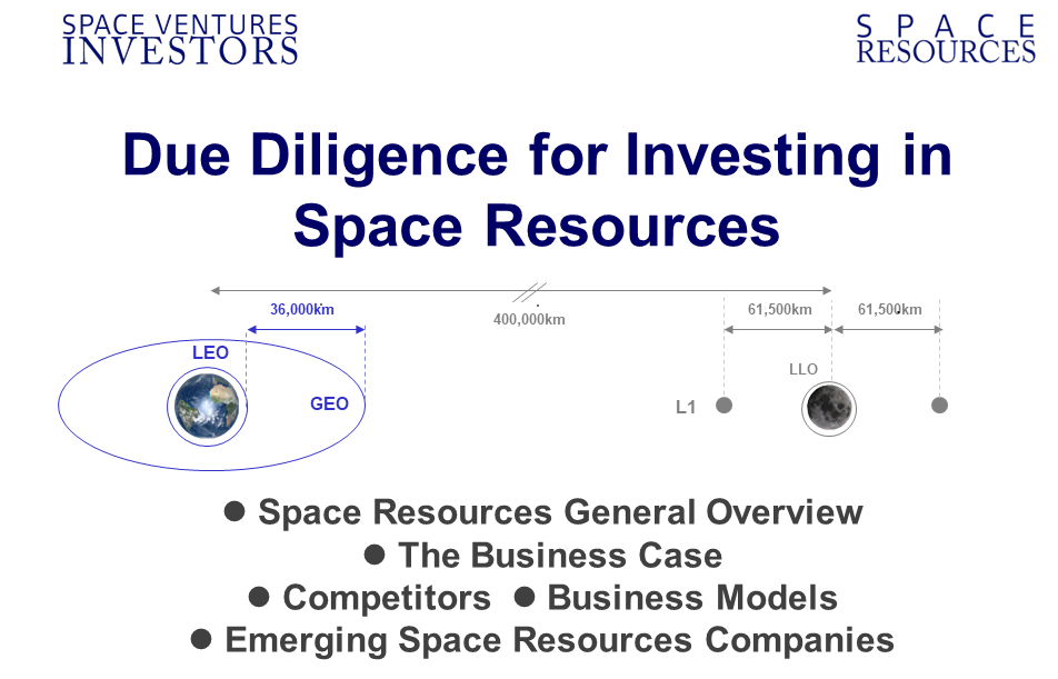 Space Resrouces Due Diligence